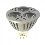 Lâmpada MR16 Led - SYM-MR16-SL3x1W-A1