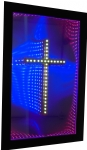 Infinity Led Frame Mirror - Cruz