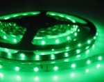 Fita LED 3528 IP20 - 5m - 24V - Verde