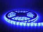 Fita LED 3528 IP20 - 5m - 24V - Azul